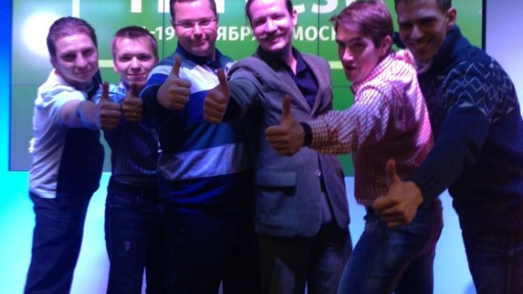 BrainApps.ru участник  стартап-уикенда Harvest