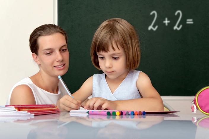 Развитие математического мышления у ребёнка