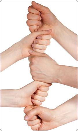 Пальчиковая гимнастика кулочки