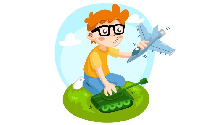 Какие игрушки наиболее эффективны для разностороннего развития ребенка?