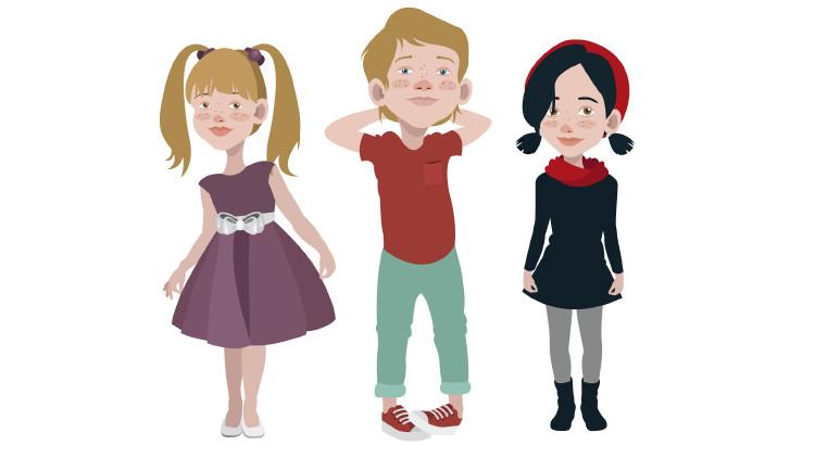 6 типов личности, или как узнать о характере человека по его одежде