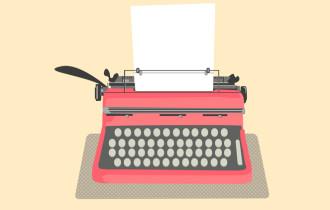 Простой печатный текст расскажет многое о вас