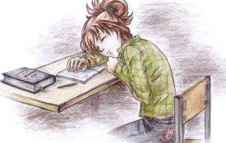 Что делать, если засыпаешь за чтением книги?