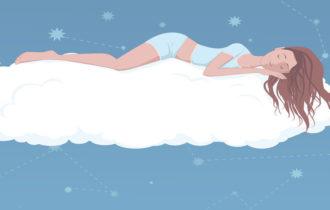 Как мы спим, не ведая об этом. Интересное о невероятном.